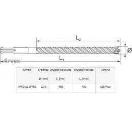 KIELNIA 160mm 2k TRAP.STAL WĘGL. S-37471