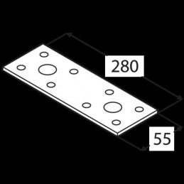 WKRĘT DWUGWINTOWY  8x160   TORX T25